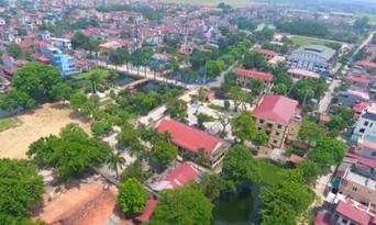 Thanh Hóa đấu giá 26 lô đất khu dân cư