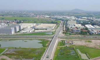 Bắc Giang bán đấu giá 32 lô đất ở tại các khu dân cư thuộc huyện Việt Yên