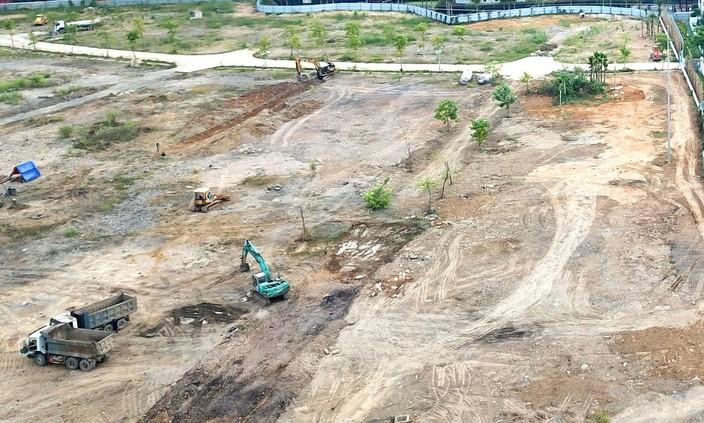 Cuộc đấu giá quyền sử dụng đất thực hiện 2 dự án khu dân cư tại phường Mạo Khê, thị xã Đông Triều, tỉnh Quảng Ninh sẽ được thực hiện sau ngày 25/9/2021. Ảnh minh họa: Nhã Chi