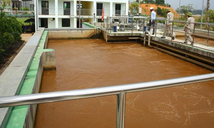 Gói thầu bị phản ánh thuộc Dự án Đầu tư xây dựng Hệ thống cấp nước, thu gom và xử lý nước thải tại Cơ sở II của Trường Cao đẳng kinh tế - Kỹ thuật Công Thương. Ảnh minh họa: Nhã Chi
