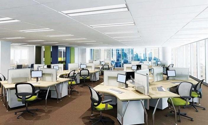 Các văn phòng cao cấp tập trung vào đối tượng các khách thuê doanh nghiệp, thường được ưu tiên phát triển tại các khu vực sầm uất