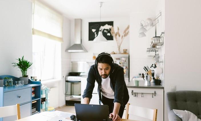 Làm việc tại nhà có thể là một xu hướng lâu dài khi tương lai của công việc không ngừng trở nên linh hoạt hơn mỗi ngày