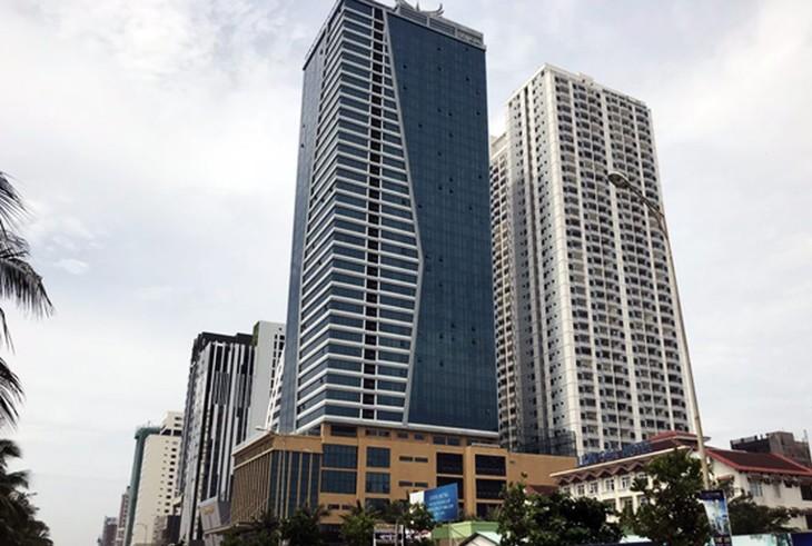 Công trình Tổ hợp khách sạn Mường Thanh và căn hộ chung cư cao cấp Sơn Trà
