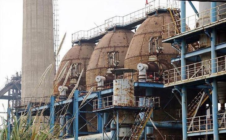 Dự án giai đoạn 2 mở rộng Nhà máy Gang thép Thái Nguyên đã kéo dài 14 năm với nhiều tồn tại, vướng mắc chưa được giải quyết