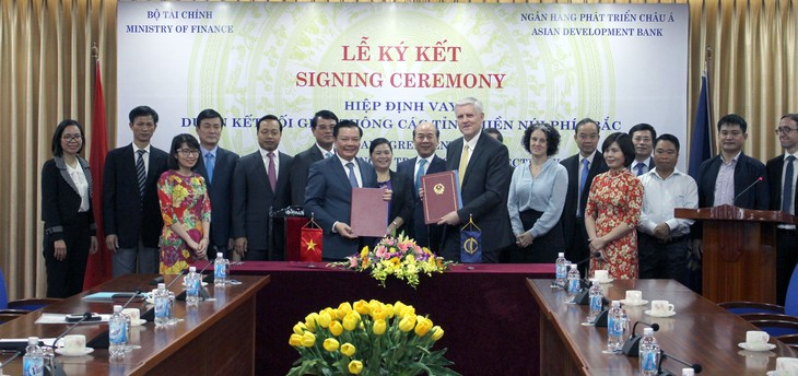 Khoản vay 188 triệu USD được ký kết giữa ADB và Chính phủ Việt Nam