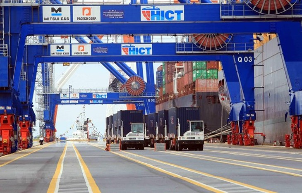 Tăng trưởng xuất khẩu được dự báo sẽ giảm xuống 5,3% trong năm 2020