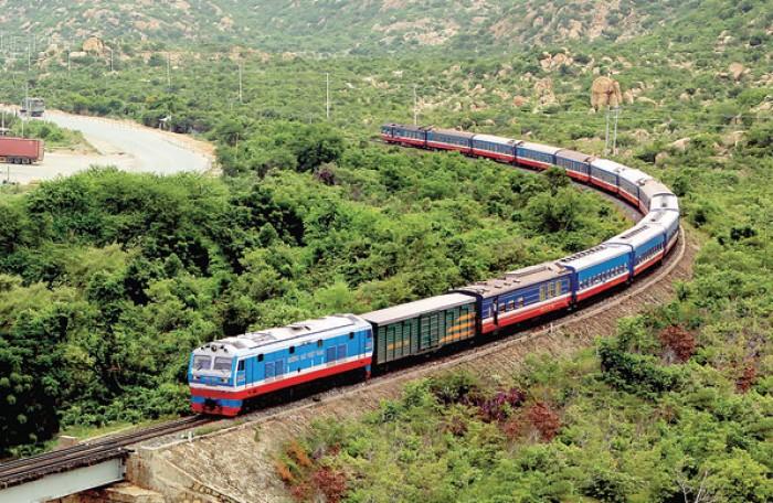 Khởi động Dự án nâng cấp tuyến đường sắt Vinh - Nha Trang gần 1.800 tỷ đồng