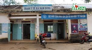 Trạm y tế xã Nam Dong (cũ) Nguồn: Báo Đắk Nông