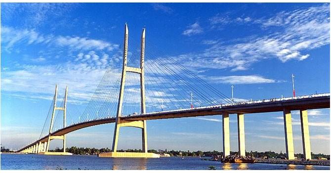 Dự án thành phần Đầu tư xây dựng cầu Mỹ Thuận 2 có tổng mức đầu tư 5.003 tỷ đồng, Ảnh minh họa