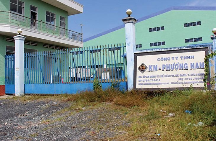 Tài sản của Công ty TNHH KM Phương Nam liên tục giảm giá bán