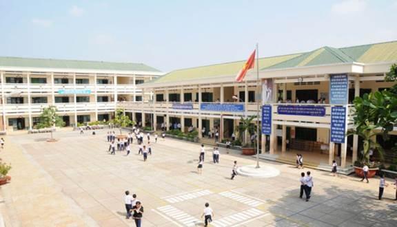Trường Tiểu học Bình Trị 2, phường Bình Trị Đông B, quận Bình Tân (Ảnh: Internet)