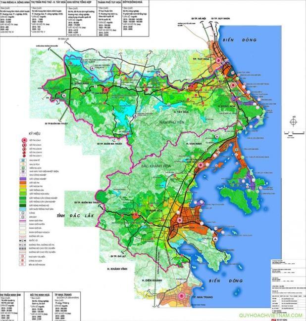 Phú Yên chưa có một bản quy hoạch chất lượng cao, trong đó đánh giá đầy đủ, chính xác các lợi thế so sánh