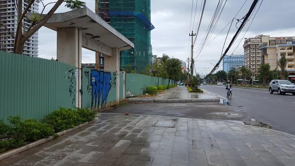 Khu đất K200 đường An Dương Vương, trung tâm TP Quy Nhơn (tỉnh Bình Định). Ảnh: Internet
