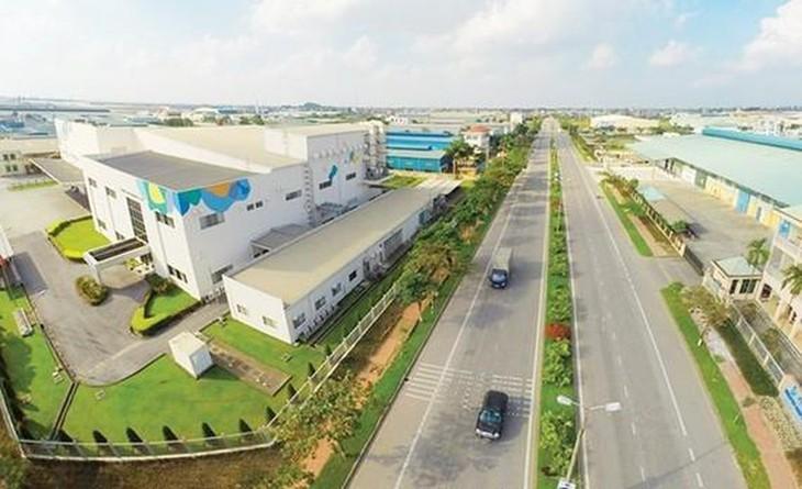 Giá thuê của một số khu công nghiệp tại Hải Phòng, Bắc Ninh và Hải Dương trong quý III/2020 tăng từ 20-30% so với năm trước Ảnh minh họa