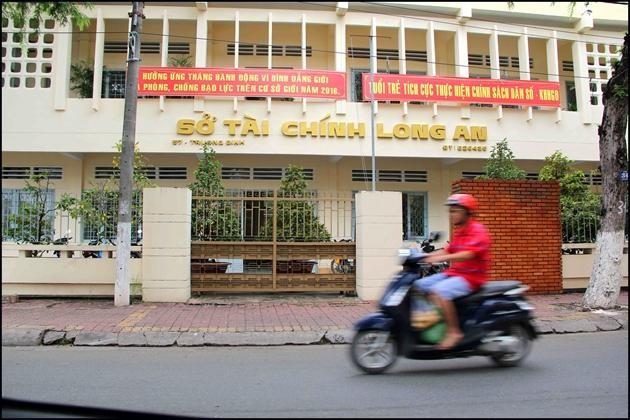 Sở Tài chính Long An đang quản lý Trụ sở làm việc cũ của Hội Cựu chiến binh Tỉnh (Ảnh internet)