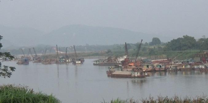 Xây dựng và đầu tư Thành Công trúng đấu giá khai thác cát tại Phú Thọ