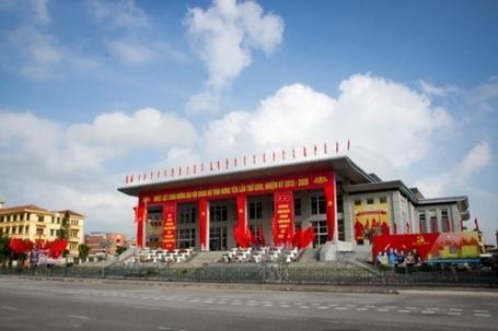 Hưng Yên đang bán đấu giá quyền sử dụng đất và tài sản gắn liền với đất thuộc Dự án Khối nhà phục vụ Trung tâm hội nghị tỉnh Hưng Yên. Ảnh internet