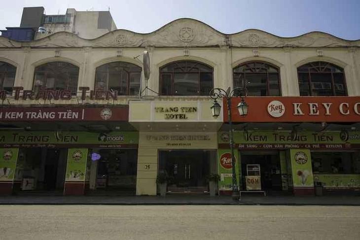 Khu đất số 35 Tràng Tiền, Hoàn Kiếm, Hà Nội (ảnh internet)