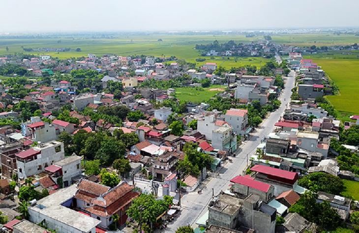 Huyện Vụ Bản, Nam Định (ảnh minh họa internet)