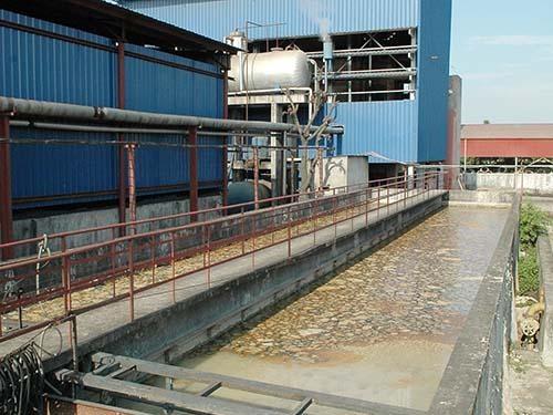 Hệ thống xử lý nước thải tập trung KCN Phú Tài - Long Mỹ (ảnh sưu tầm internet)