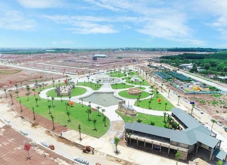 78 thửa đất tại 2 trung tâm hành chính TP Đồng Xoài và phường Tân Thiện sẽ được bán đấu giá thời gian tới (ảnh minh họa internet)