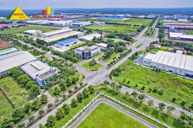 Khu công nghiệp Đông Xuyên tại TP. Vũng Tàu