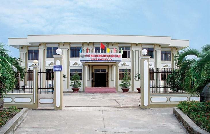 Bán tài sản thi hành án của Công ty CP Xuất nhập khẩu Nông sản thực phẩm Cà Mau