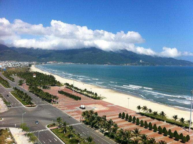 Một góc quận Sơn Trà - Đà Nẵng (ảnh minh họa internet)
