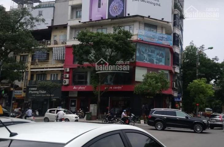 Địa chỉ 69 Bà Triệu, phường Nguyễn Du, quận Hai Bà Trưng, TP. Hà Nội (ảnh: batdongsan.com.vn)