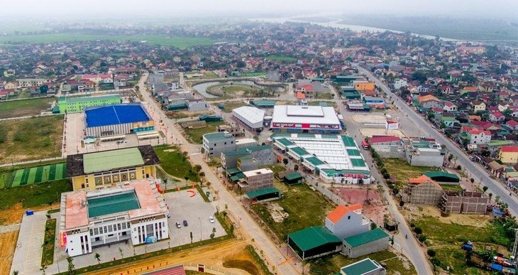 Một góc huyện Nam Đàn, tỉnh Nghệ An (ảnh internet)