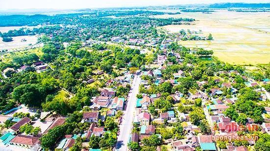 huyện Nam Đàn, tỉnh Nghệ An (ảnh minh họa internet)