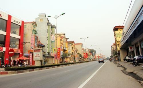 Thành phố Phúc Yên, Vĩnh Phúc (ảnh minh họa)