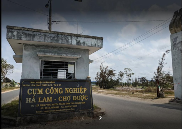Đấu giá khoản nợ của Công ty TNHH Gift By Design Việt Nam tại Vietinbank - Quảng Nam