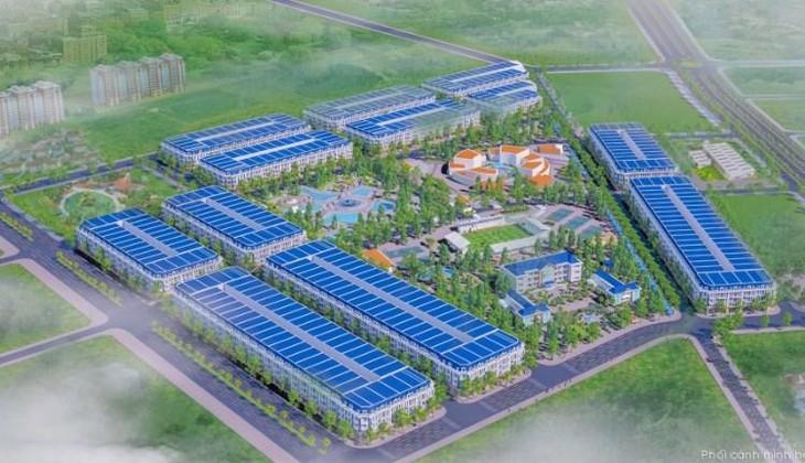 Phối cảnh minh họa Dự án Khu dân cư tại phường Đông Tân, thành phố Thanh Hóa sẽ được bán đấu giá quyền sử dụng đất thời gian tới (ảnh internet)