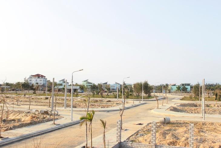Đấu giá 21 lô đất biệt thự tại thành phố Huế