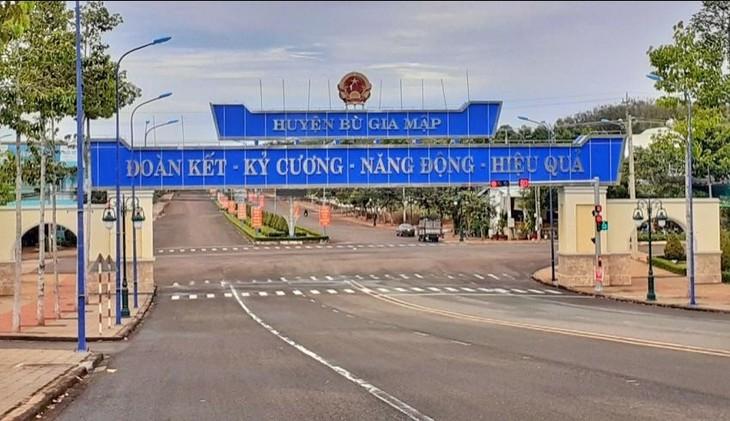 Đấu giá tìm nhà đầu tư Dự án Khu dân cư Bến xe khách huyện Bù Gia Mập (Bình Phước)