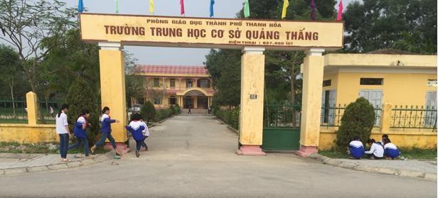 Đấu giá tìm nhà đầu tư xây trường trung học tại Thanh Hóa