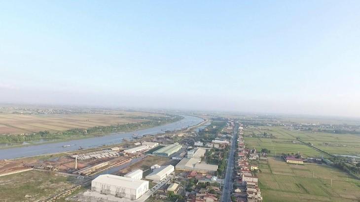 Xã Khánh Phú, huyện Yên Khánh, tỉnh Ninh Bình (ảnh internet)