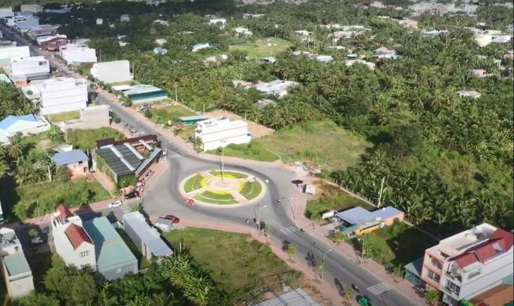 Tiền Giang gọi đầu tư Dự án Đường D7 và khu dân cư hai bên đường