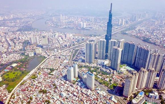 TP. Hồ Chí Minh là một trong ba địa phương chưa giao hết kế hoạch vốn ngân sách địa phương năm 2020. Ảnh: internet