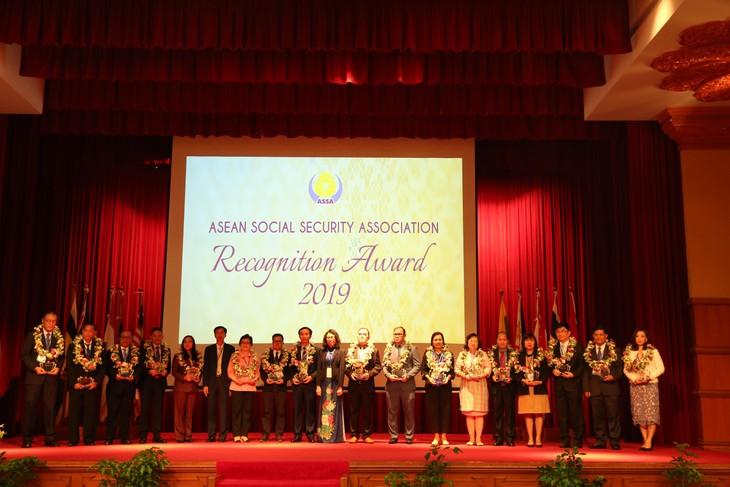 Trao giải thưởng ASSA 2019 cho các tổ chức thành viên
