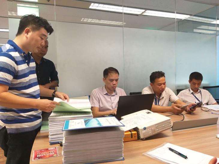 Có 10 nhà thầu mua hồ sơ mời thầu, đến thời điểm đóng thầu, có 7 nhà thầu nộp hồ sơ dự thầu