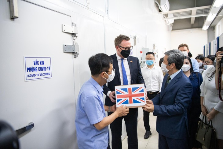 Ảnh: Đại sứ quán Anh tại Việt Nam