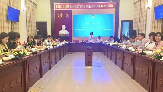 Tại Hội nghị, các đại biểu đều đánh giá cao những kết quả hoạt động của công đoàn Bộ năm 2019, có nhiều sáng kiến và đạt nhiều thành tích nổi trội trên các mặt hoạt động