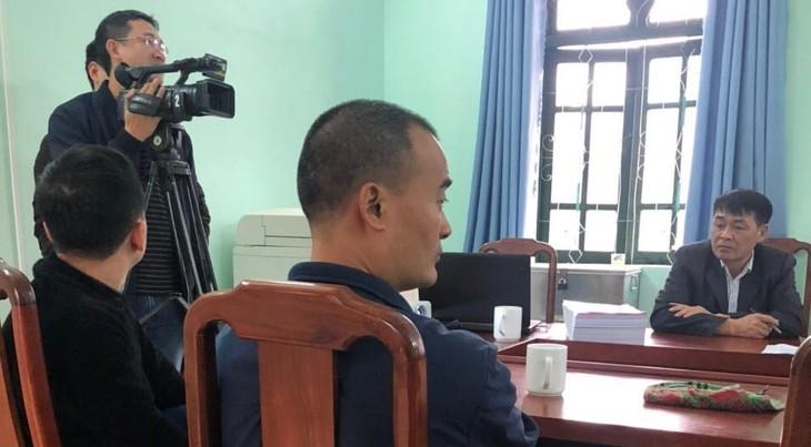 Sáng ngày 25/2/2020, Ban Quản lý dự án phát triển đô thị Loại hai xanh thuộc UBND thành phố Hà Giang đã tiến hành đóng/mở Gói thầu xây lắp HG-CW07: Thi công đường Phùng Hưng