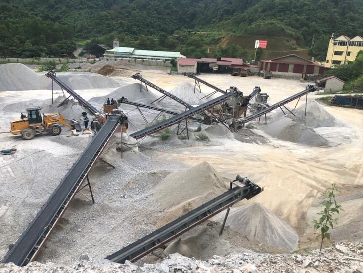 Thanh tra Chính phủ chỉ ra hàng loạt sai phạm trong việc thực hiện pháp luật về bảo vệ môi trường đối vớihoạt động khai thác khoáng sản tại các tỉnh: Yên Bái, Cao Bằng, Bắc Kạn, Lai Châu, Hà Giang, Tuyên Quang (giai đoạn 2011 - 2017)
