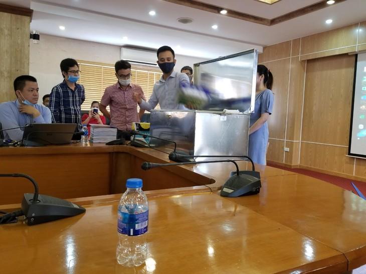 Gói thầu số 05 Thi công hệ thống điều hòa không khí thuộc Dự án Xây dựng trụ sở làm việc Ủy ban Chứng khoán Nhà nước được điều chỉnh thời gian đóng thầu vào sáng ngày 26/9/2020
