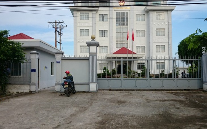 Cục Thi hành án Dân sự tỉnh Long An đã vào cuộc xử lý kịp thời hành vi vi phạm pháp luật về đấu thầu tại Gói thầu xây kho vật chứng tại Thạnh Hóa