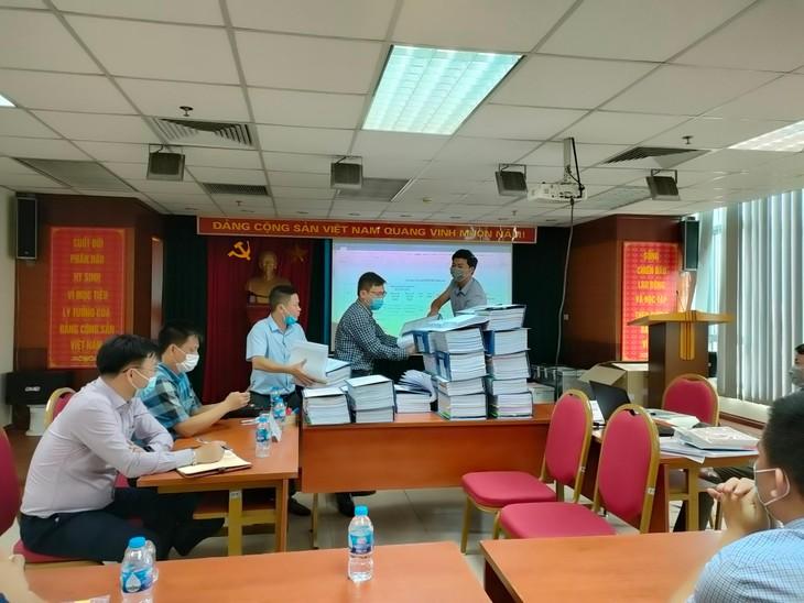3 Liên danh nhà thầu cạnh tranh tại Gói thầu số XL04 của cao tốc Nghi Sơn - Diễn Châu - Ảnh: Bích Thảo