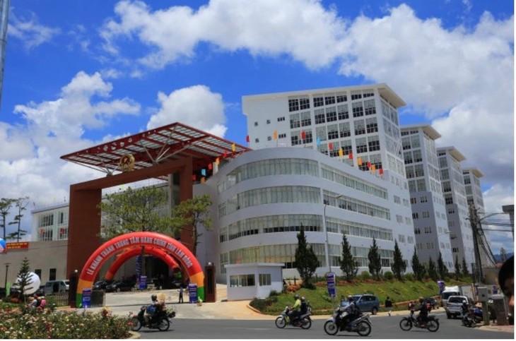 Chiều ngày 7/7/2021, Ban QLDA đầu tư xây dựng công trình giao thông tỉnh Lâm Đồng đã mở hồ sơ đề xuất tài chính Gói thầu số 06 Thi công xây dựng đường vành đai thành phố Đà Lạt có giá gói thầu 397,253 tỷ đồng